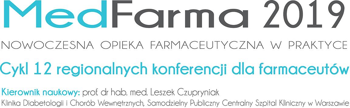 Medfarma 2019 – spotkania dla farmaceutów